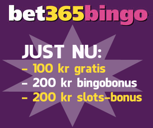 bet365 bingo tillfälligt erbjudande